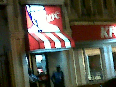 KFC Upper Bay Street Kingstown St Vincent